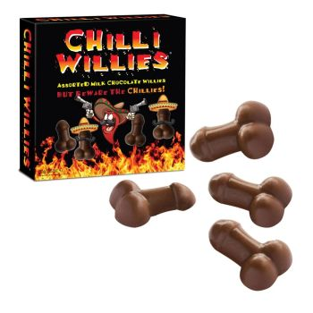 CHILLIE WILLIE CHOCS