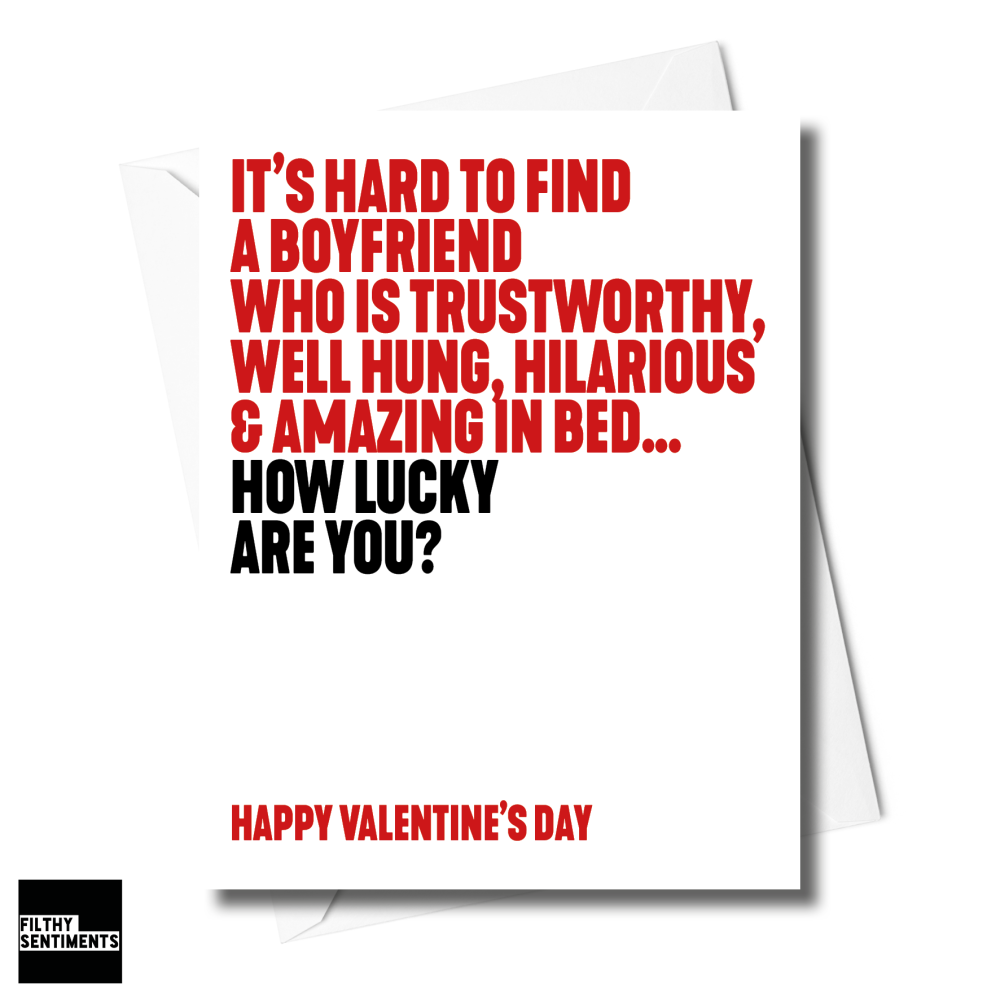 WELL HUNG VALENTINES - XFS0233