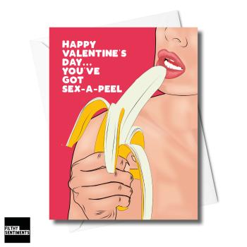 SEX A PEEL CARD XFS0240