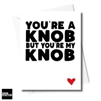 KNOB CARD - XFS0241