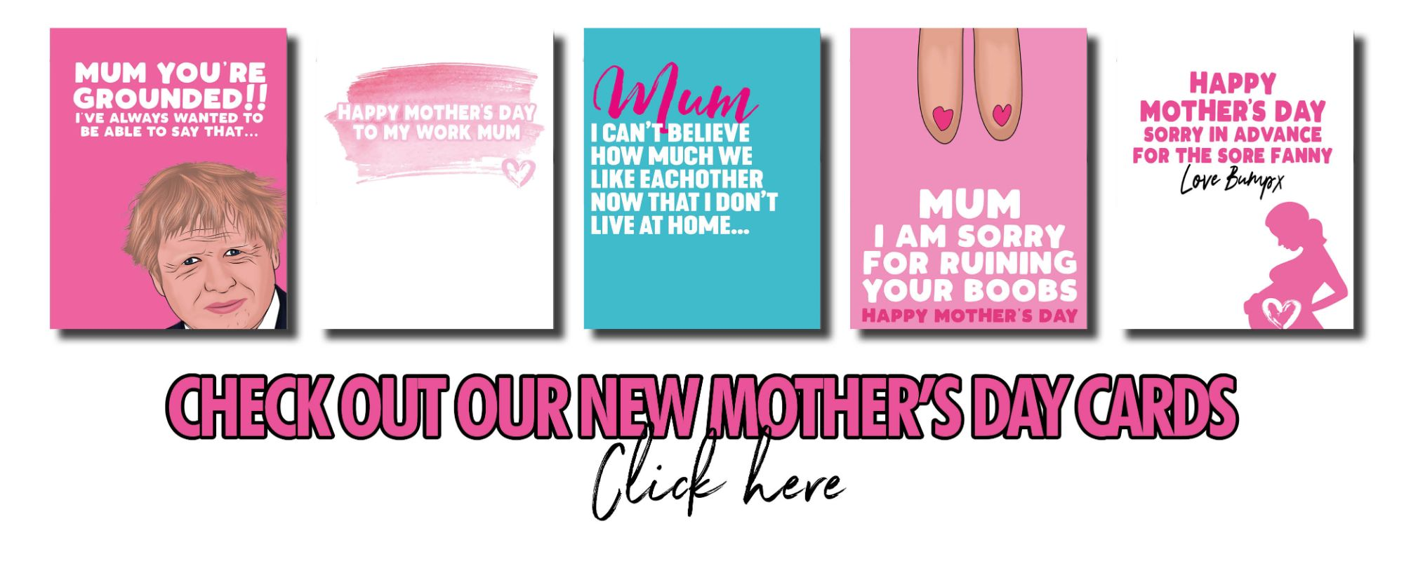MOTHER'S DAY 2021 BANNER
