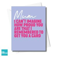 REMEMBERED PURPLE CARD - XFS0207