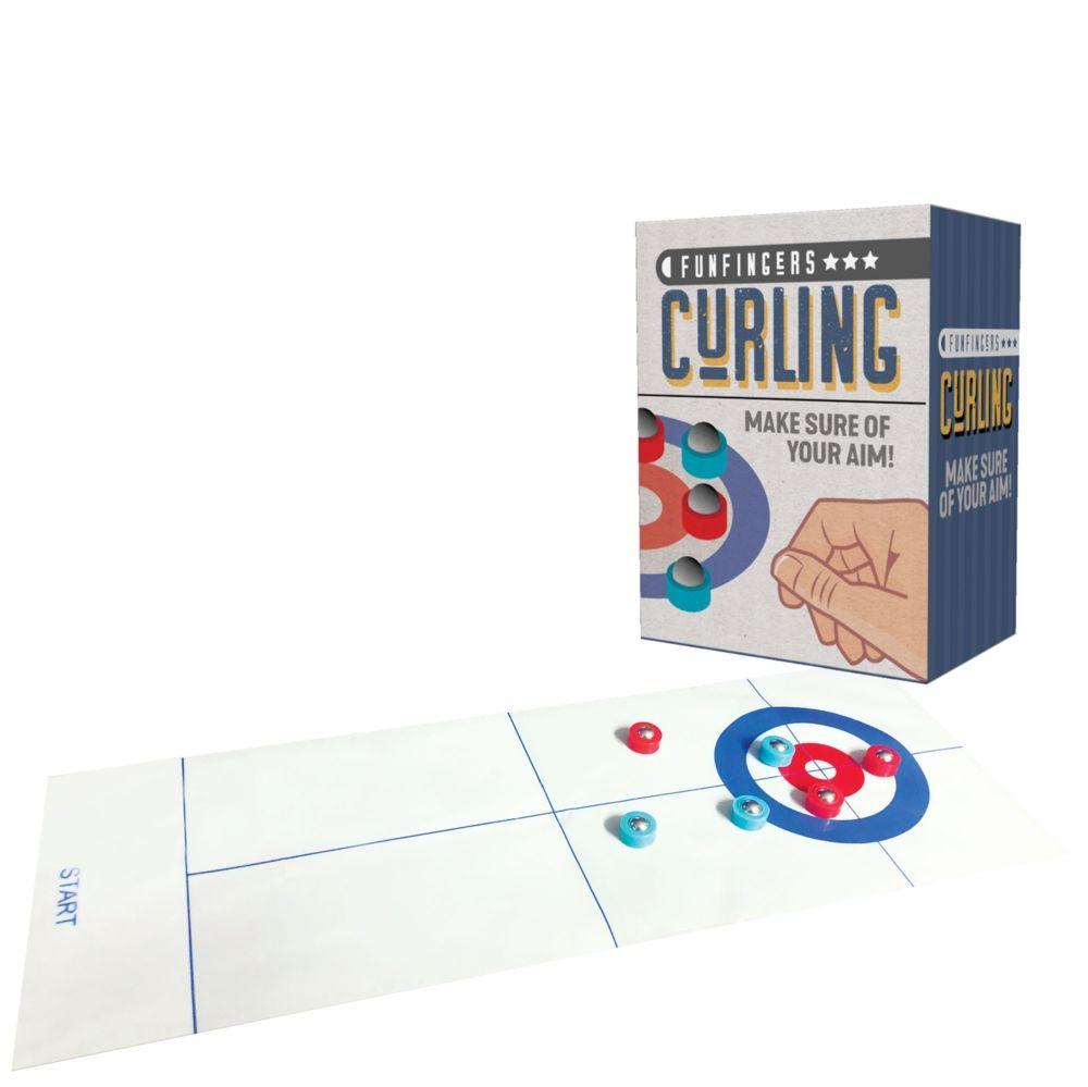 CURLING MINI FINGER GAME