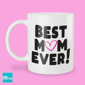BEST MUM EVER MUG - 265