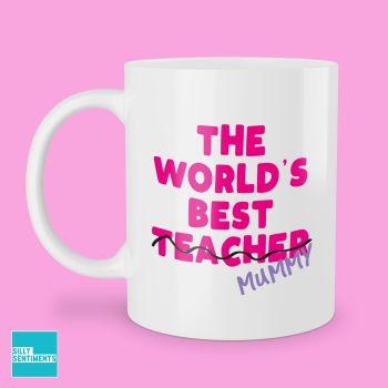 MUMMY TEACHER MUG - 268