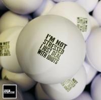IDIOTS STRESS BALL