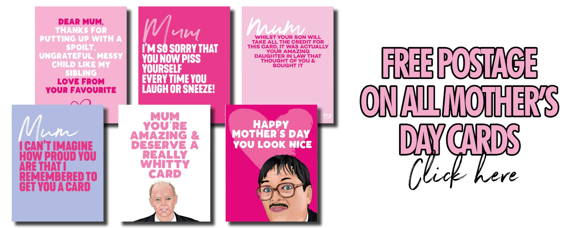 MOTHERS DAY 2021 CARDS