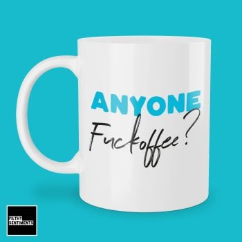 ANYONE FOR COFFEE MUG - 276