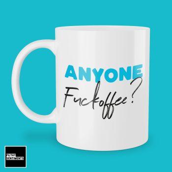 ANYONE FOR COFFEE MUG - 276