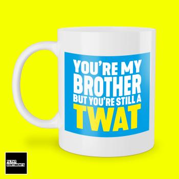 BROTHER TWAT MUG - 290