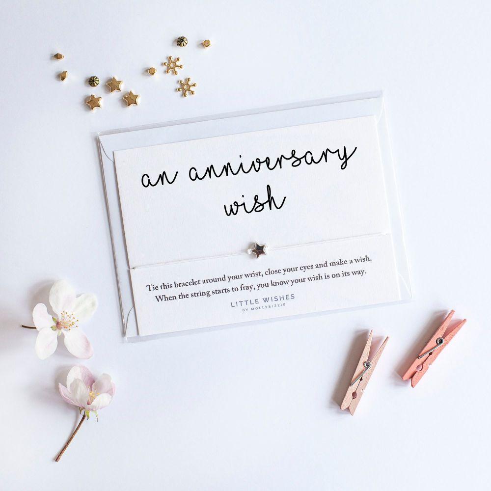 An Anniversary Wish