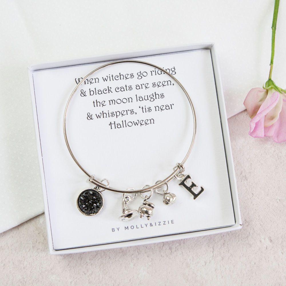 Custom order for Sarah Pounamu moon and bracelet