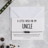 A Wish for Uncle