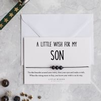 A Wish for my Son