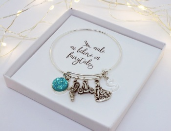 Fairytale Cinderella Bangle