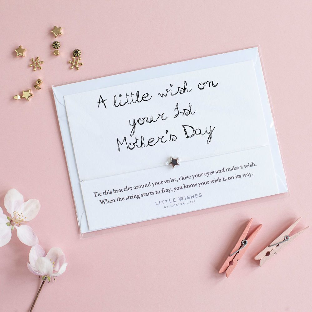 A Wish for 1st Mother's Day