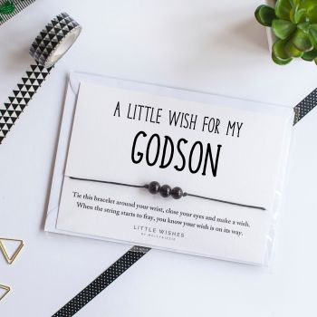 A Wish for Godson (beads)