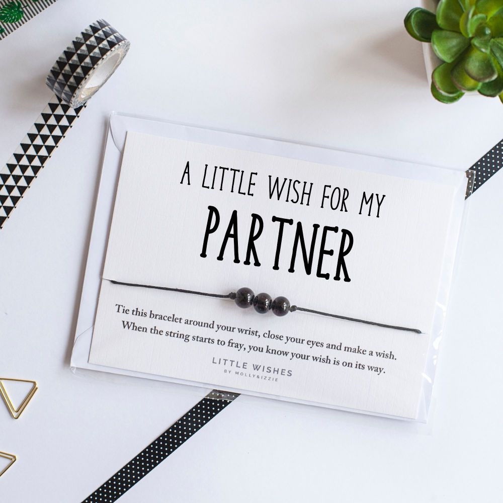 A Wish for Partner (beads)