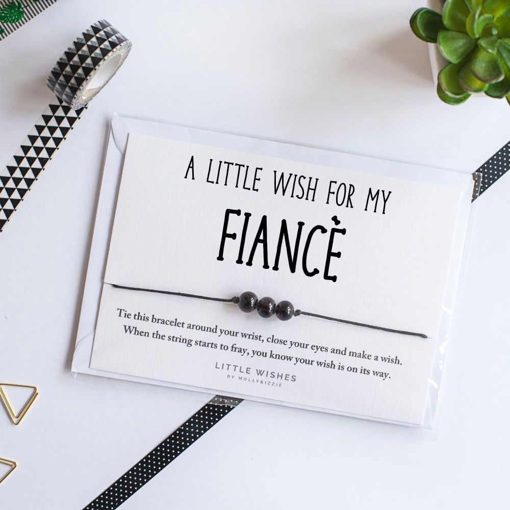 A Wish for Fiance (beads)