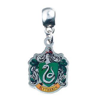 Harry Potter Slytherin Slider Charm - Silver Plate
