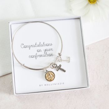 Confirmation Bangle in Gift Box