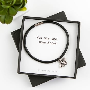 Bees Knees Bracelet In Gift Box