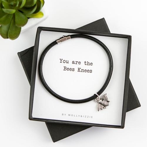 Bees Knees Bracelet In Gift Box