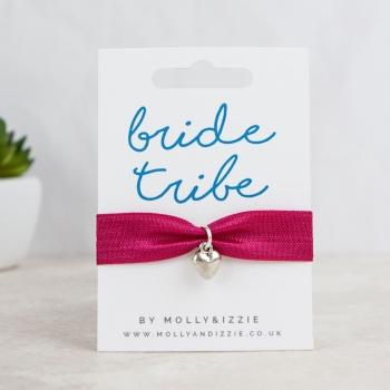 Bride Tribe Stretch Bracelet - adult size