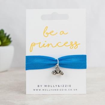 Be a Princess Stretch Bracelet - adult size