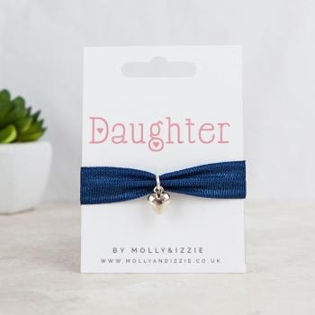 Daughter Stretch Bracelet - adult size