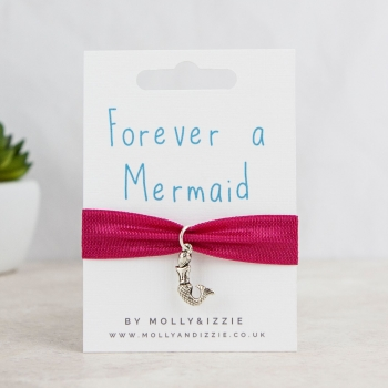 Mermaid Stretch Bracelet - adult size