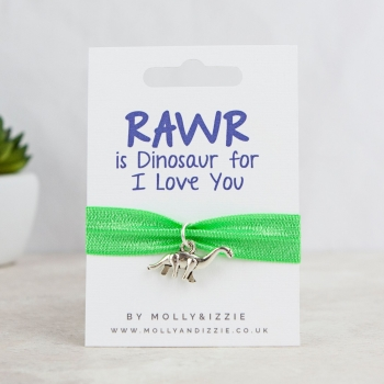 Rawr Stretch Bracelet - adult size