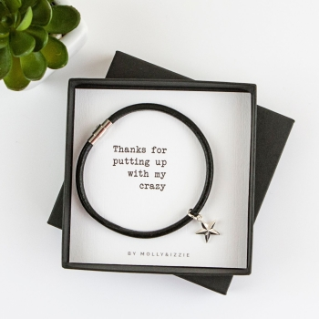 Crazy Bracelet In Gift Box