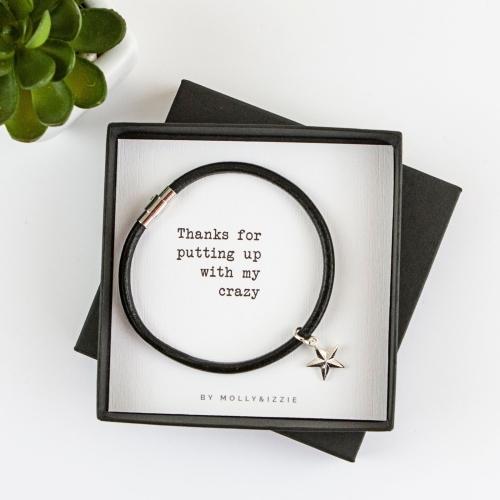 Crazy Bracelet In Gift Box