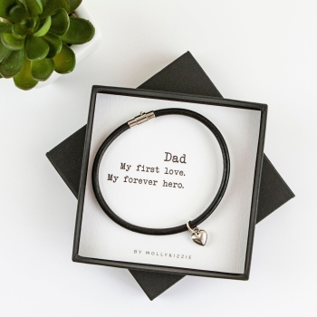 Dad First Love Bracelet In Gift Box