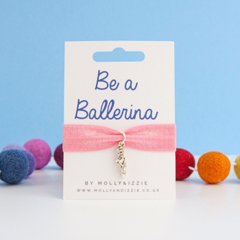 Ballerina Stretch Bracelet - Child size