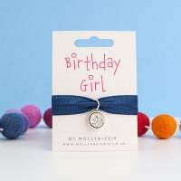 Birthday Girl Stretch Bracelet - child size