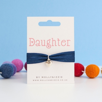Daughter Stretch Bracelet - child size
