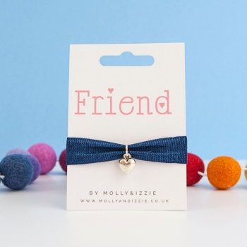 Friend Stretch Bracelet - child size
