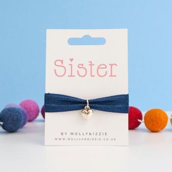 Sister Stretch Bracelet - child size
