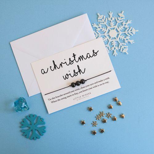 A Christmas Wish - beads