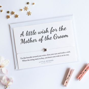 A Wish for Mother of The Groom