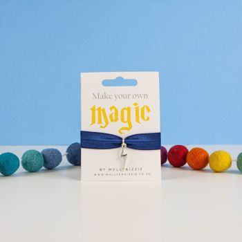 Magic Stretch Bracelet - Child size blue