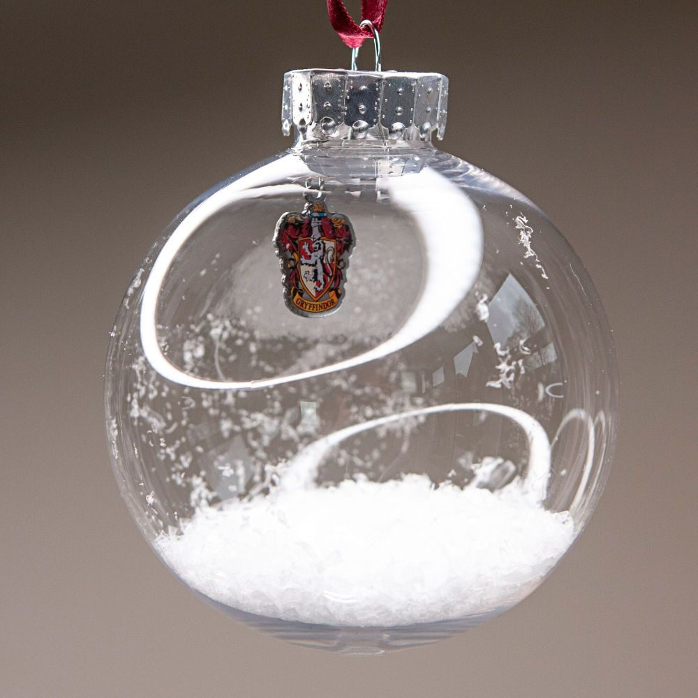 Harry Potter House Charm Bauble