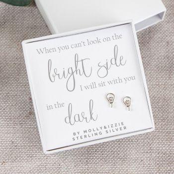 Brightside Sterling Silver Earrings