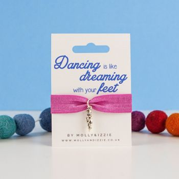 Dancing Stretch Bracelet - Child size