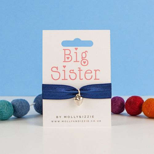 Big Sister Stretch Bracelet - Child size