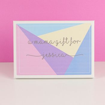 Personalised Mama Gift Set