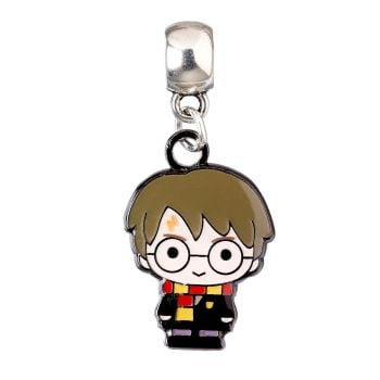 Harry Potter Chibi Slider Charm - Silver Plate