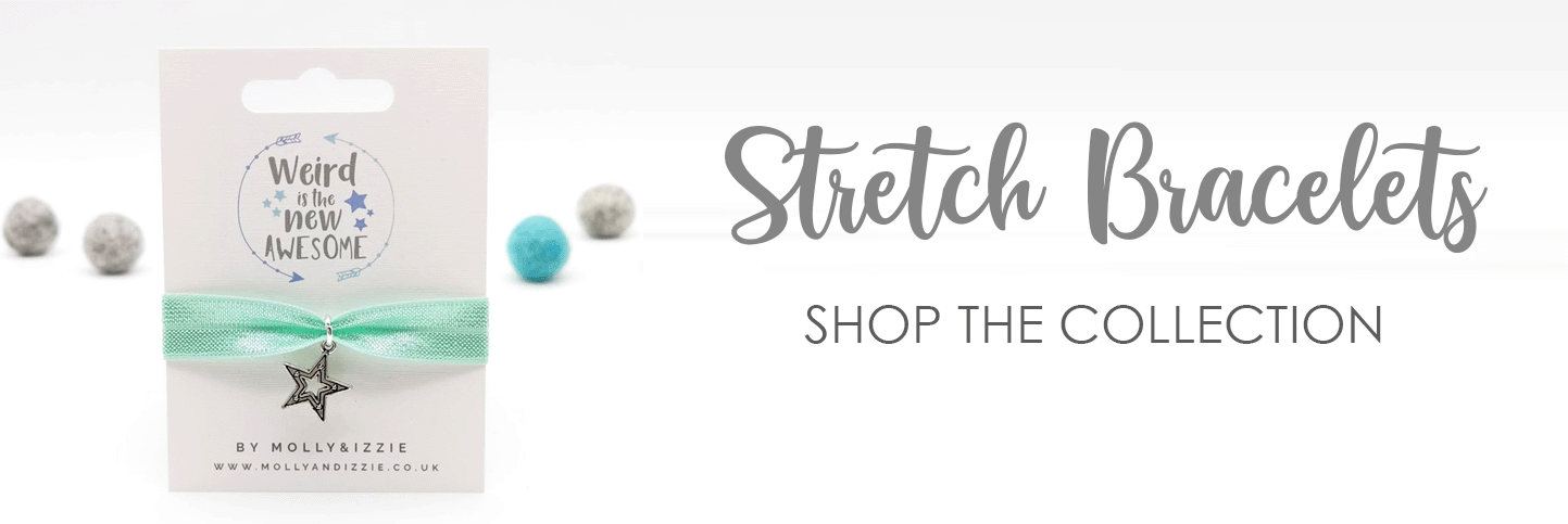 Stretch Bracelets Banner